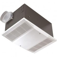 Broan 9905 Heater/Fan 1500W Heater Ventilation Fans With Wall Switch