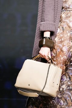 Aigner at Milan Fall 2015 (Details)