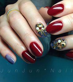 ンネイル#ジェルネイル#gelnail#nailporn#naildesigns#nailart#nails#nail#네일#美甲#大阪#Osaka#プライベートネイルサロン#ネイルアート#ジェルアート#instanail#ネイルデザイン#instanail#accessory#アクセサリー#ビジューネイル#bijounail #シンプルネイル#simplenails