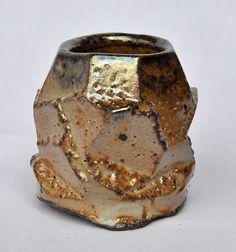 Carved sake cup by fredzepp ( mark ), via Flickr