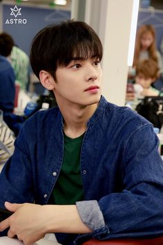 Read Cha Eun Woo (Astro) from the story Cast / Visual Wattpad by chumbucket- (aulia) with reads. Cute Korean, Korean Men, Korean Celebrities, Korean Actors, Kim Myungjun, Jinjin Astro, Cha Eunwoo Astro, Lee Dong Min, Park Bo Gum