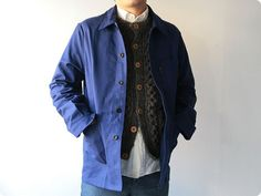 Le Laboureur worker jacket