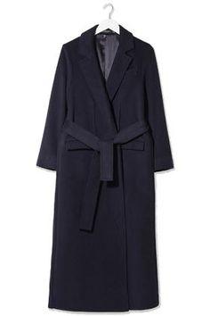 Cashmere Wrap Coat By Boutique