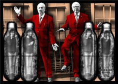 Gilbert & George: Scapegoating pictures for London – White Cube Bermondsey
