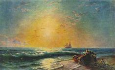 Ivan Aivazovsky Paintings   The Sunrize