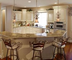50 Best French Country Kitchens Design Ideas & Remodel Pict at https://decorspace.net/50-best-french-country-kitchens-design-ideas-remodel-pict/