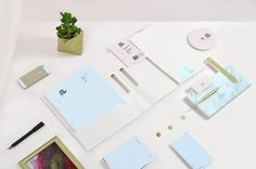 """Open Studio by K"" is an international graphic design agency focused on branding and the aesthetics of graphic design. The agency uses as main concept: grids, composition, hierarchy, experimentation, and contrast.It was needed to have a complex design i…"