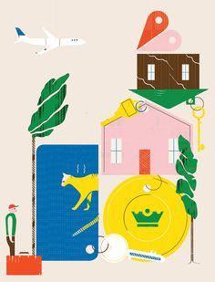 HOUSING on Behance