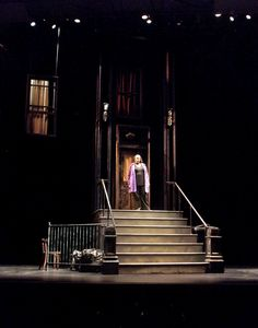 Stoop Stories. The Goodman Theatre. Scenic design by Collette Pollard.