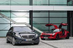 Einde nadert voor de Mercedes SLS AMG: nog 350 keer een Final Edition