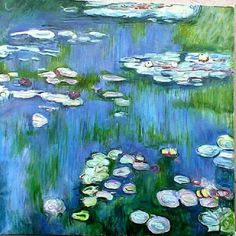 Ninfee 1916 Claude Monet