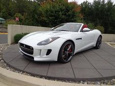 2014 Jaguar Exotic Cars For Sale, Exotic Sports Cars, Drive All Night, Amazing Cars, Awesome, R Vinyl, Jaguar F Type, Hot Rides, Love Car