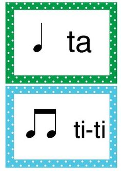Kodaly rhythm posters - simple time by Kodaly in the secondary school with Anna Music Lessons For Kids, Music Lesson Plans, Music For Kids, Music Education Lessons, Music Activities, Leadership Activities, Group Activities, Elementary Music, Elementary Schools