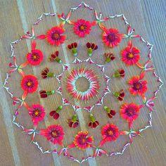 Mandala Art by Danmala