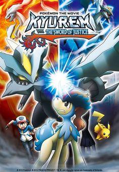 #PokemonMovie #Kyurem & The Sword of Justice. http://www.pokemondungeon.com/pokemon-movies