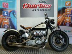 Bobber Inspiration | Springer Hardtail | Bobbers and Custom Motorcycles