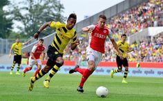 Pierre-Emerick Aubameyang, Borussia Dortmund, football, Germany