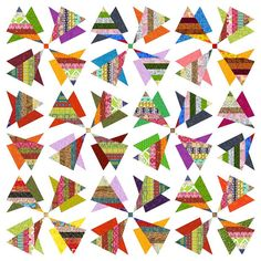 NEW RADIOACTIVE 83.5 QuiltAddicts Precut by quiltingaddiction, $241.00