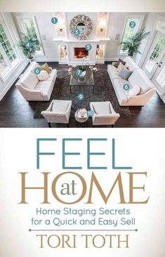 Feel At Home Book Cover We're featured on RIS Media's Blog Housecall. Learn about how to obtain a seller's mindset. www.feelathomebook.com Pre-order your copy today to receive a FREE gift!