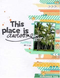 this place is awesome    HappyGRL - Scrapbook.com