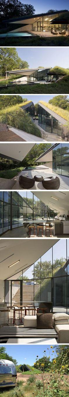 Edgeland Residence by Bercy Chen Studio, Colorado