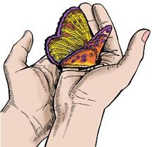 Born Again!    Theme:	A new life in Christ Jesus. Trinity Sunday Year B  Object:	A butterfly. If you can't find a real one, you can find an ...
