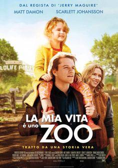 La mia vita è uno zoo, dall'8 giugno al cinema.