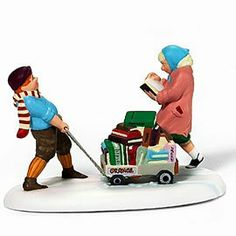 Dept 56 Christmas in the City **For the Love of Books** (58999)