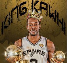 King Kawhi!!!