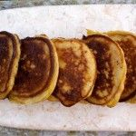 grain-free apple cinnamon pancakes // think I will be trying with some almond meal substituted for part of the coconut flour