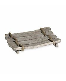 Destinations Driftwood 2 Waste Basket & Reviews - Bathroom Accessories - Bed & Bath - Macy's Shower Nozzle, Dining Room Bench, Stocking Tree, Christmas Toys, Headboards For Beds, Wine Gifts, Rustic Charm, Bed & Bath, Seasonal Decor