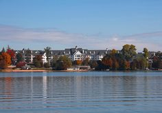 Aspira Spa is located in The Osthoff Resort on scenic Elkhart Lake