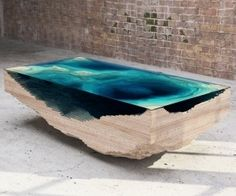 ummmm @ilea  The abyss table, by duffy london. it may be $10,000 but tell me that is not one of the coolest things ever