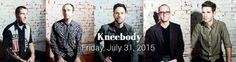 Kneebody, Friday, July 31, 2015