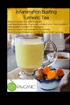 Turmeric: Nature's Antidote for Inflammation (and ways to incorporate it into…