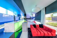 Step inside this hypermodern home by Crepain Binst Architecture nv and discover the TELETASK home automation system. Architectural Firm, Home Automation System, Well Thought Out, Step Inside, Antwerp, Architects, Pearl, Strong, Inspirational