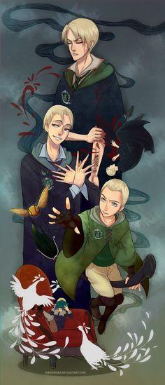 Draco by meodwarf.deviantart.com on @DeviantArt