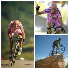 A 10 años de la muerte del mejor escalador que ha visto el ciclismo en los últimos 40 años, Marco Pantani.
