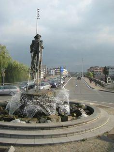 Downtown Namur