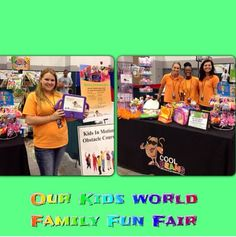 Our Kids World at the South Florida Fairgrounds