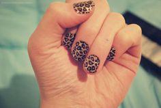 That leopard print!!!!