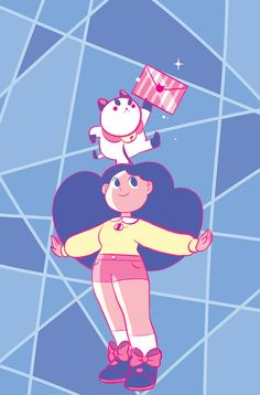 bee-and-puppycat-1-cover-a-by-natasha-allegri.jpg (1031×1566)
