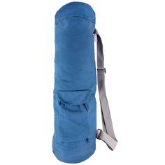 2e0eec20e3 Limber Stretch Cotton Canvas Extra Large Yoga Mat Bag 28x8