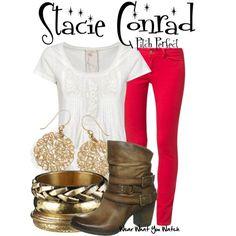 Stacie Conrad - Pitch Perfect