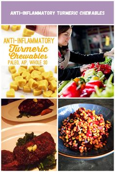 Even with more and more turmeric recipes popping up everywhere, it can still be a struggle to get ample amounts in this super food if we're not adding to to dishes a few times, or even once a week. Until now... introducing my anti-inflammatory turmeric chewables! All of the benefits of turmeric in one little bite. anti inflammatory diet Anti-inflammatory Turmeric Chewables Egg Diet Plan, Workout Diet Plan, Turmeric Recipes, Little Bites, Anti Inflammatory Diet, Superfoods, Fitness Diet, Benefit, Paleo