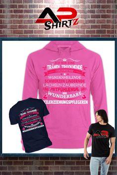 Ich bin eine wunderbare Heilerziehungspflegerin...    Hier erhältlich: https://www.shirtee.de/heilerziehungspflegerin <<<<     Sicherer Zahlungsverkehr     Qualitativ hochwertige Textilien     Versand aus Deutschland Weitere Designs im Shop:  http://lebensretter.shirtee.de   <<<<<<
