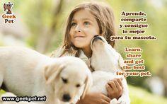 Compártelo para ayudarnos a llegar a más personas :) #mascota #pet #startup #peru #petlover https://www.geekpet.net