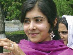 Malala Yousafzai... This girl is amazing! She is so inspiring... xxx