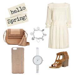 """""""#110#"""" by yent1146 ❤ liked on Polyvore featuring WithChic, Alice by Temperley, Kate Spade, Kenzo, DKNY and ChloBo"""