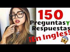 150 Preguntas y Respuestas Más Comunes en Inglés / Aprende Inglés Práctico - YouTube